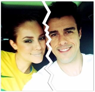 Paola Oliveira e Joaquim Lopes ficaram juntos por 5 anos (Foto: Reprodução/Instagram)