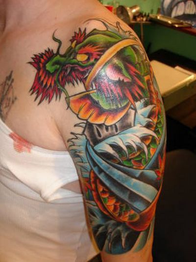 Dragon Tattoos Design Like Cool Tattoos