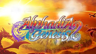 Screenshots of the Alphadia genesis 2 for Android tablet, phone.