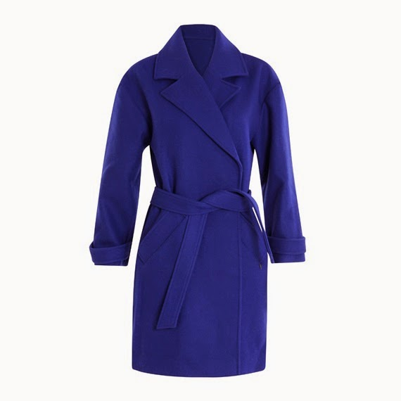 Coster Copenhagen blue coat