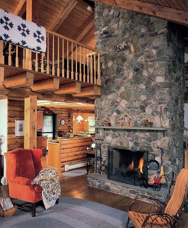 Ritorno alle radici country e provenzale for Adirondack country cabins