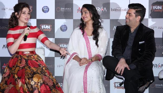 Baahubali Movie Trailer Launch Photos | Rajamouli | Prabhas