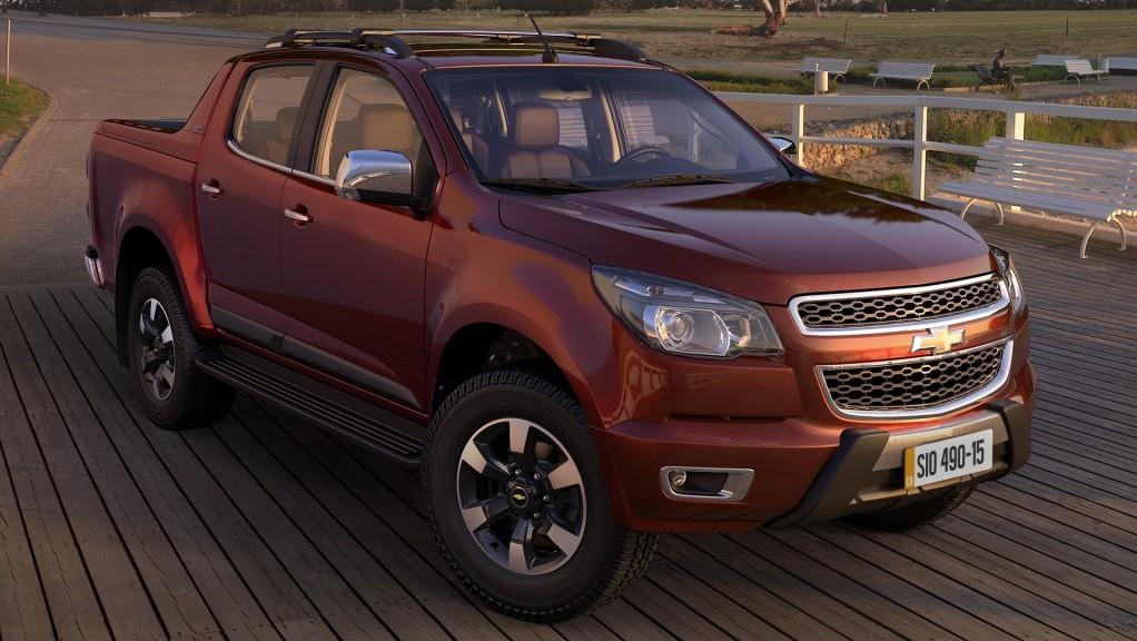 Lanzamiento: Chevrolet S10 High Country : Autoblog Uruguay ...