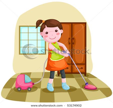 Clean My House unique & original: 60% done