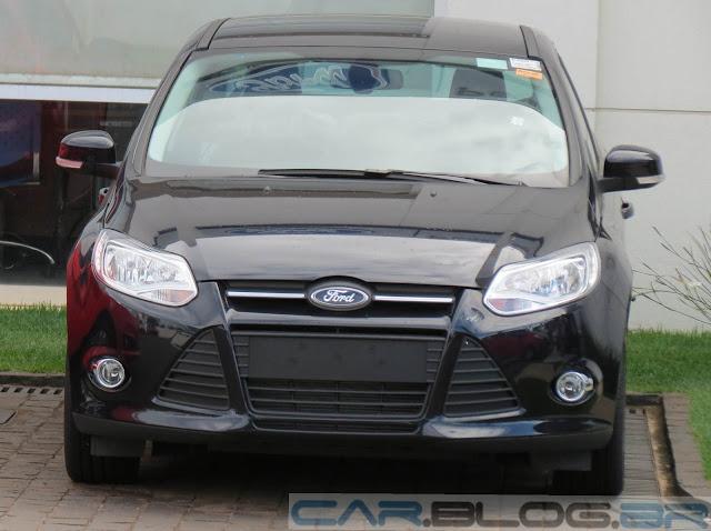 novo Focus 2014 Hatch Automático