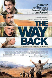 Ver online:The Way Back (Camino a la libertad) 2010