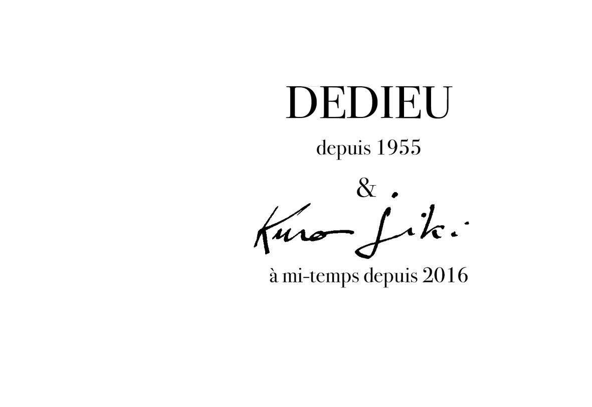 Thierry Dedieu depuis 1955