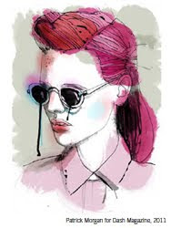 Fashion & illustration magazine DASH launching next month