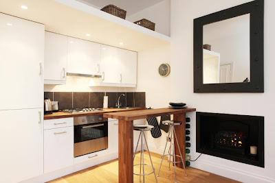 modelo e foto decoração de cozinha
