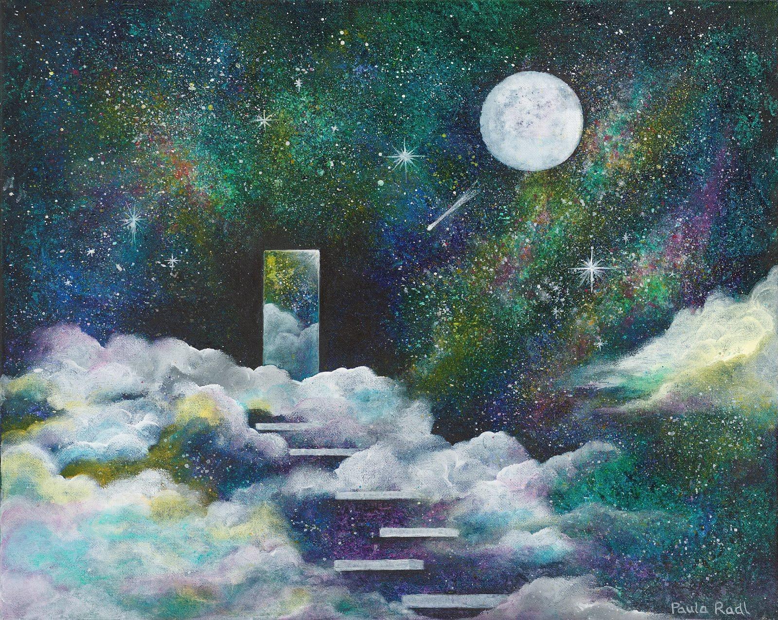 Paula Radl Prints and Paintings on Canvas for Sale- Inkdrop Gallery