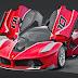 Ferrari FXX K , De otro planeta