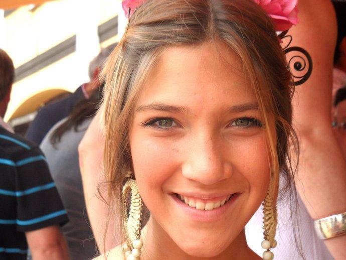 Maria Navarro.