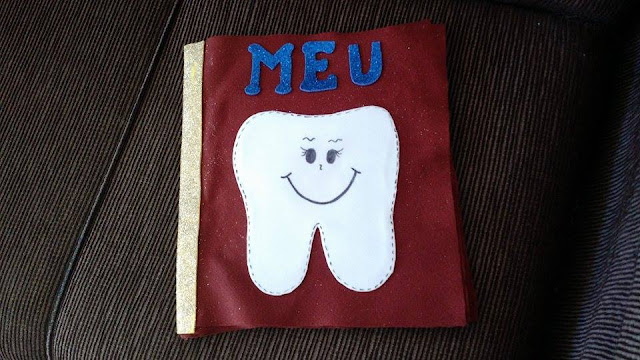 Livro Meu Dente Capa- Professora Simone Bezerra
