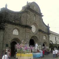 Iglesia de Barasoain en la localidad de Malolos, Bulacan, Filipinas