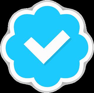 twitter Verified Account Logo