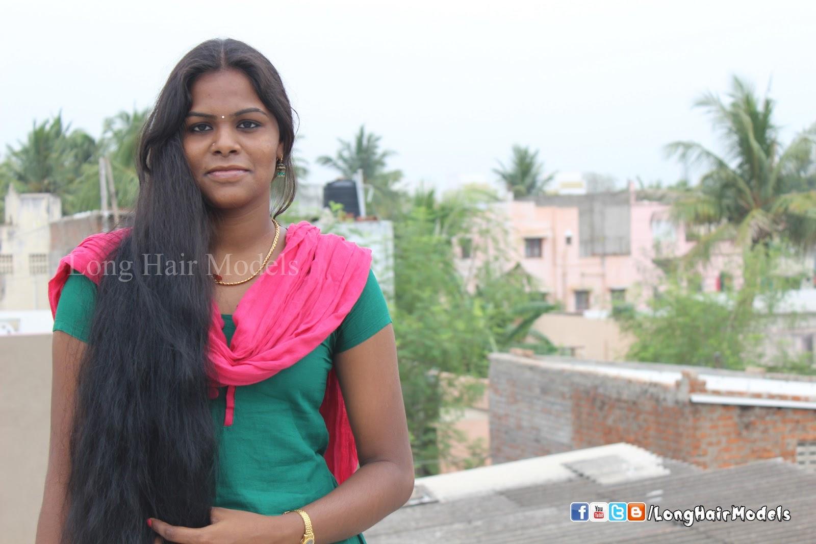 HAIR CARES Amp STYLES MODEL SUNDARI LONG HAIR MODELS