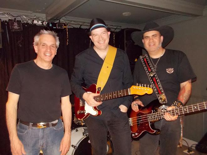 Pete Webb Trio