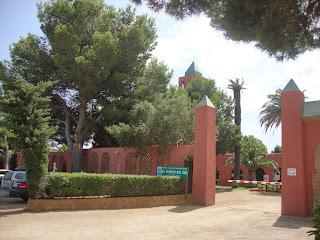 El Templo del Sol - Naturist Camping entry