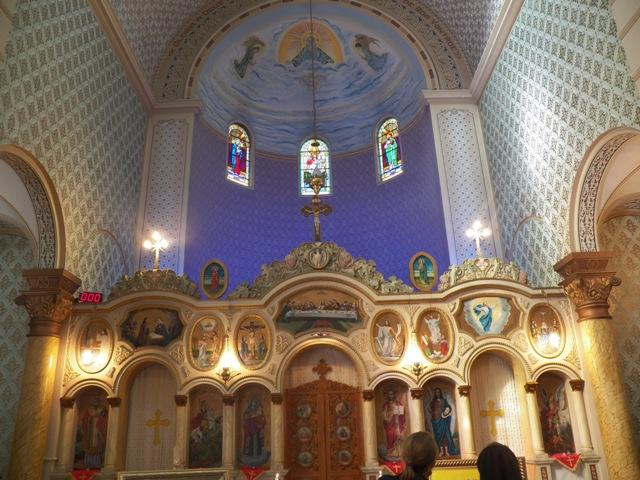 Resultado de imagem para igreja melquita ortodoxa de damasco