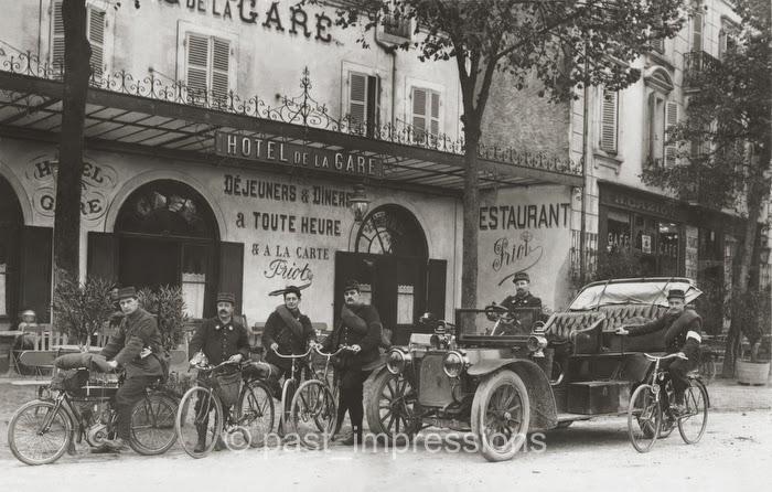Hotel de la Gare, Gannat, France