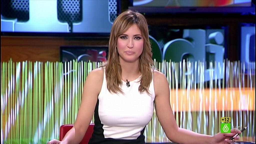 SANDRA SABATES, EL INTERMEDIO (23.01.14)