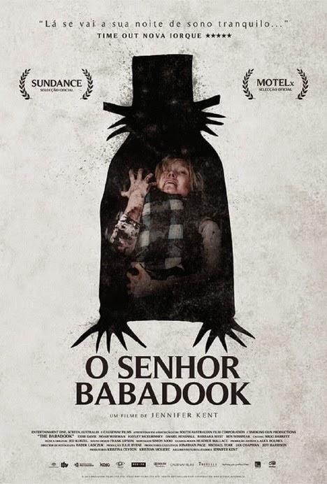O Senhor Babadook - The Babadook (2014)