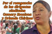 ¡No a la impunidad, la persecución y los despidos de los que luchan!