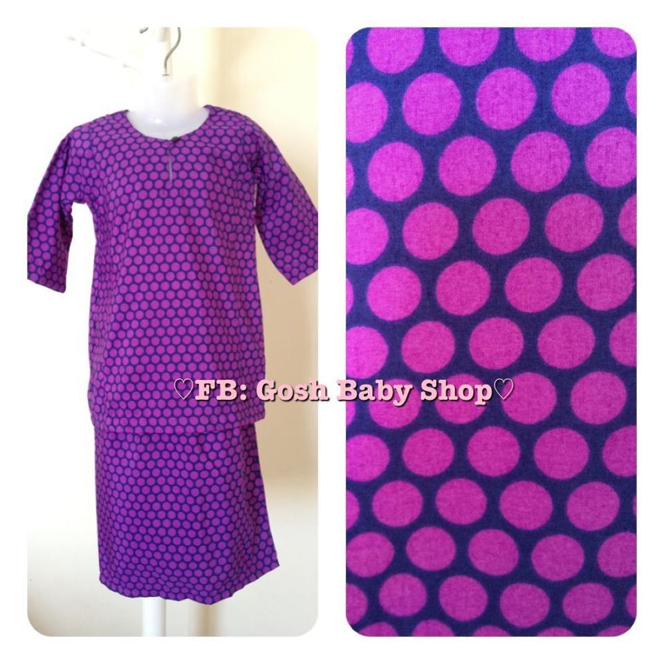 Koleksi Raya 2013 - Baju Kurung Kanak-Kanak (borong dan retail)