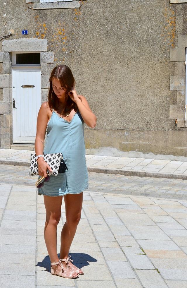 blog mode, tendance été 2015 , boho