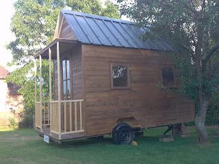 微小的木房子