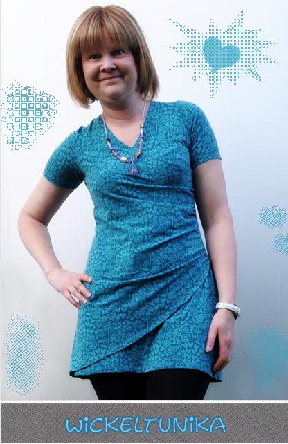 Yolanda Wickeltunika