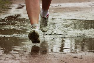 Correr con lluvia - el diario deportivo