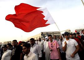 Estudantes protestam no Bahrein