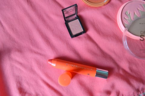 Bourjois Colour Burst Orange Punch