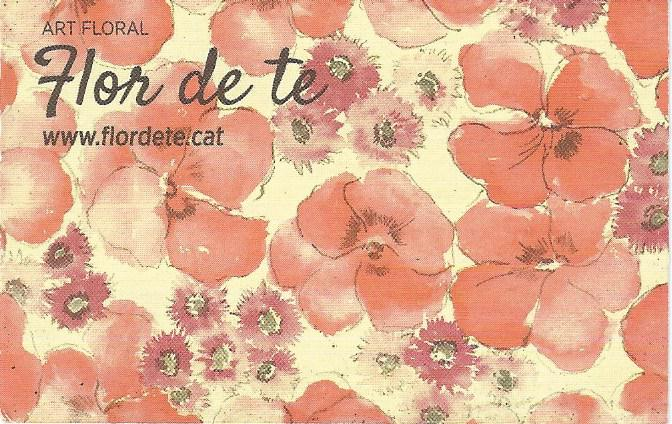 Floristeria Flor de Te