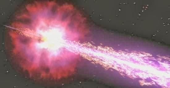 Confirmada explosão cósmica mais brilhante já vista