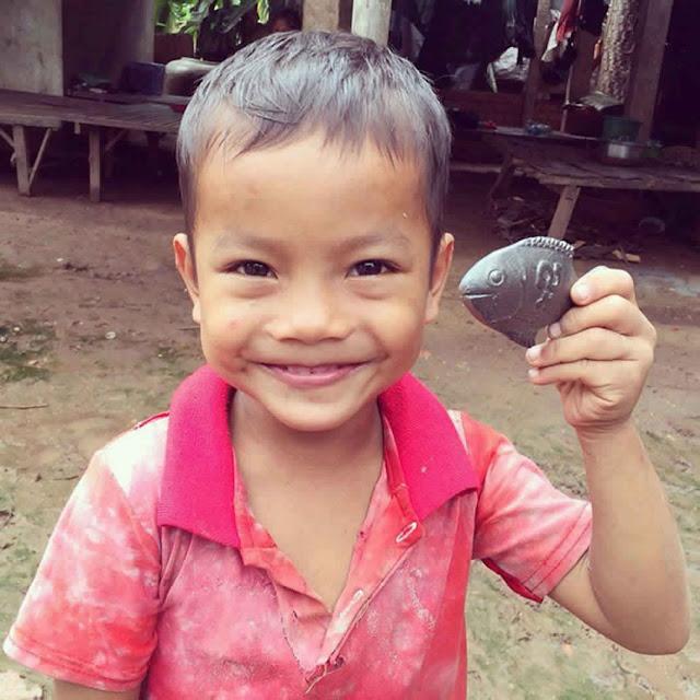 أسماك بسيطة من الحديد لعلاج من يعانون من فقر الدم