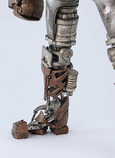 """3A 1/6 Scale Real Steel """"Atom"""" 17"""" Figure"""