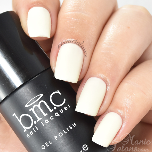 BMC Casablanca Matte Gel Polish Swatch