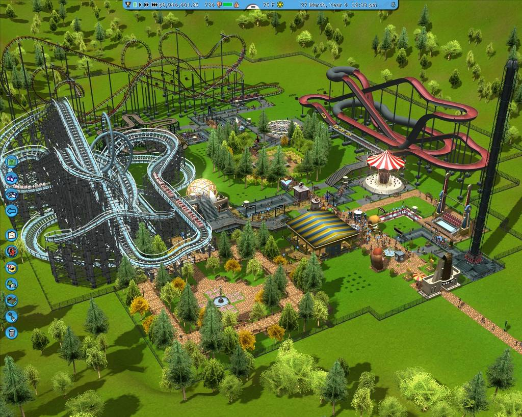 Image Result For Downloads Rollercoster Tycoon