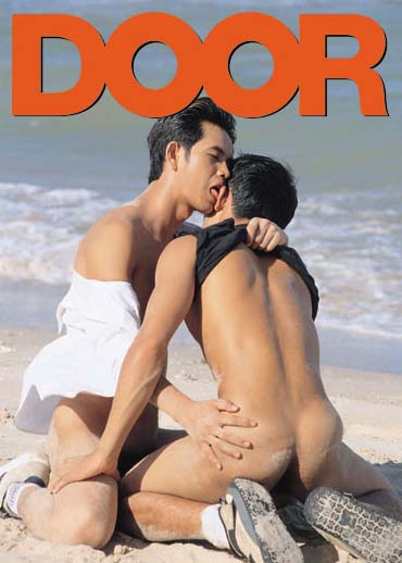 Door2 002 Hot Thai Magazine Door Naked Boys Photo Shoots