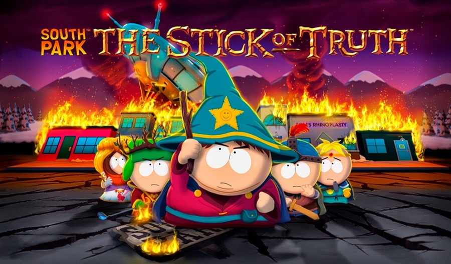 South Park The Stick of Truth Download Poster