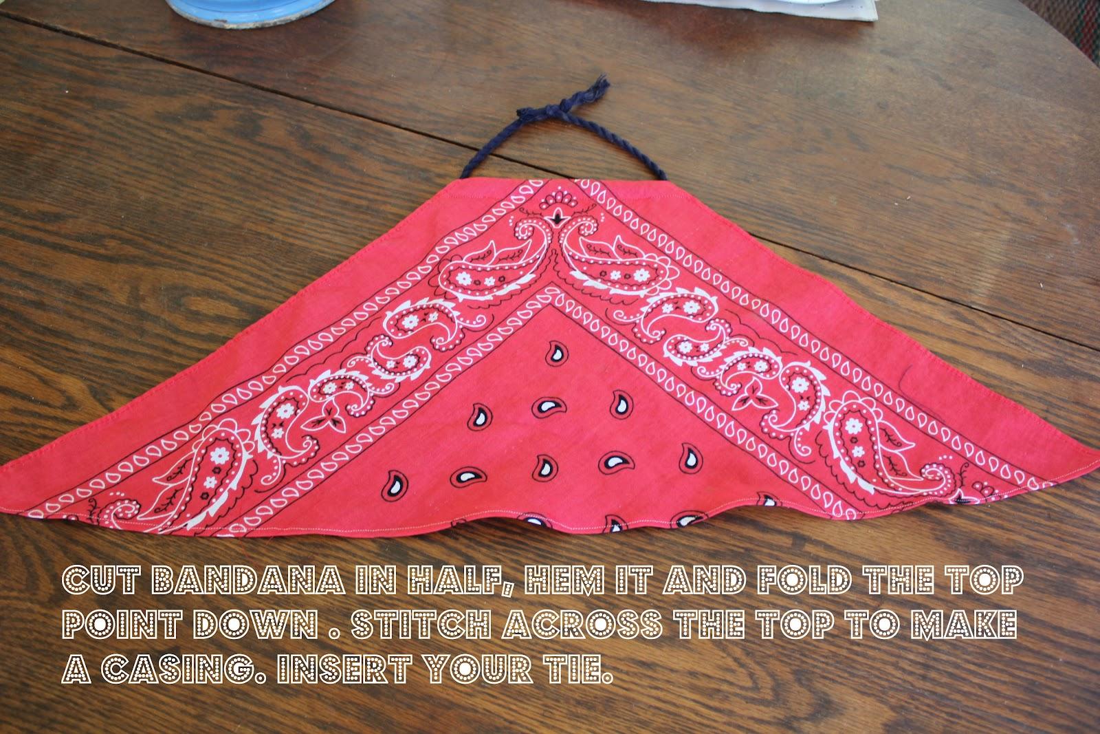 American flag cutoffs bandana halter top tutorial bandana halter top baditri Gallery