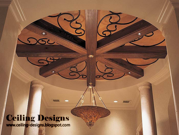 50 wood ceiling designs