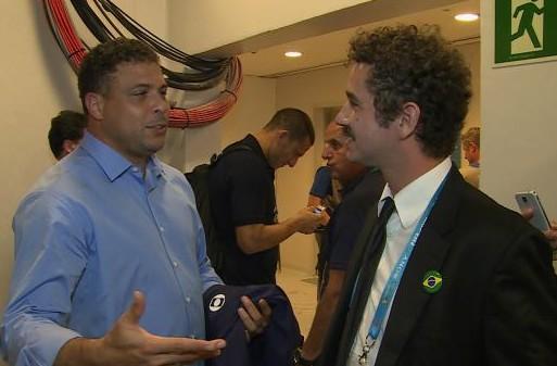 CQC na Copa Ronaldo Andreoli