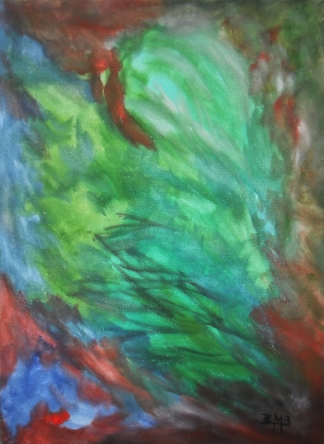 Arte Expresionista Abstracto - Regale Arte a módico precio - www.eliasmonsalve.com