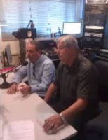 Συνέντευξη του Νίκου Λυγερού στο Radio Όμορφη Πόλη 89,9fm.