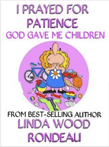 I Prayed for Patience God Gave Me Children