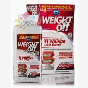 Thuốc giảm cân Weight Off 45 viên