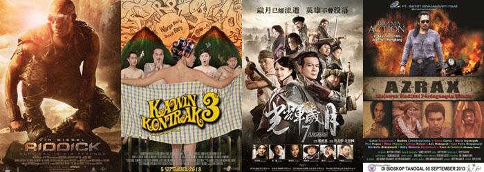 Pencarian Untuk: jadwal film di bioskop golden kediri